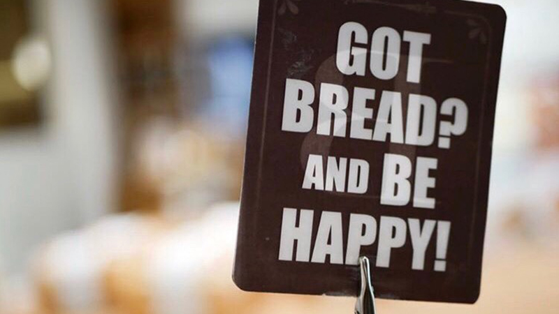 lebresso(レブレッソ)GOT BREAD? and BE HAPPY!